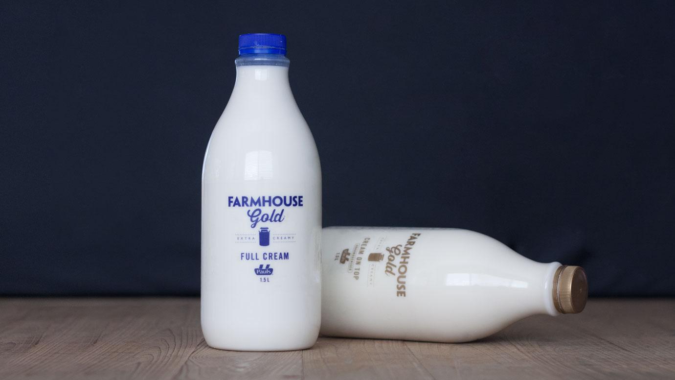 Farmhouse Gold Packaging