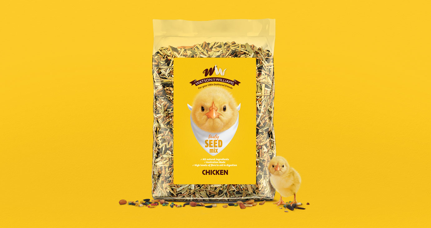 Watson & Williams Packaging Chicken